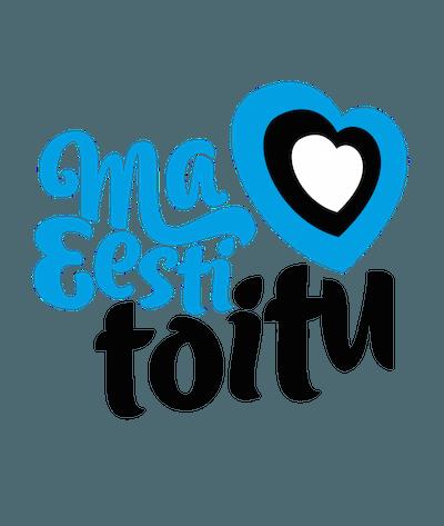 Ma armastan eesti toitu logo
