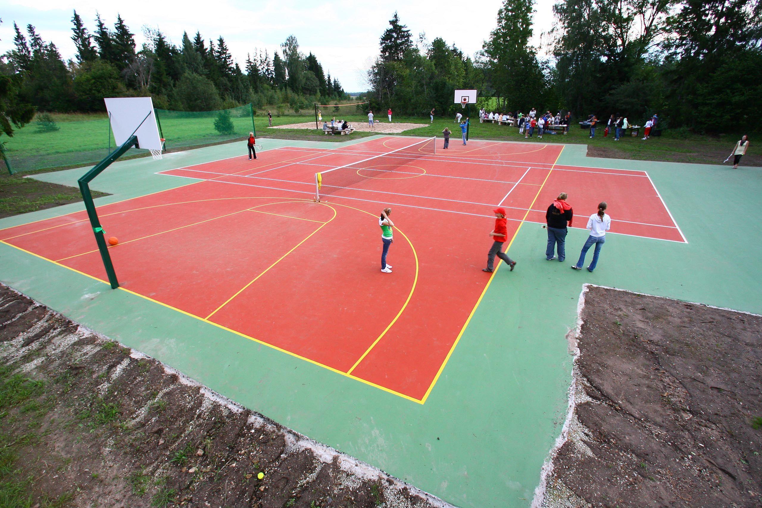 tennisevaljak
